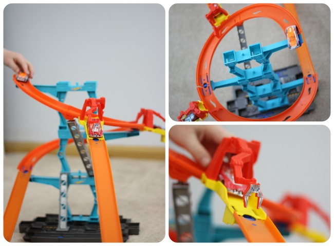 Hot Wheels Spiral Stack Up