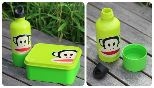 Paul Frank lunchboxes