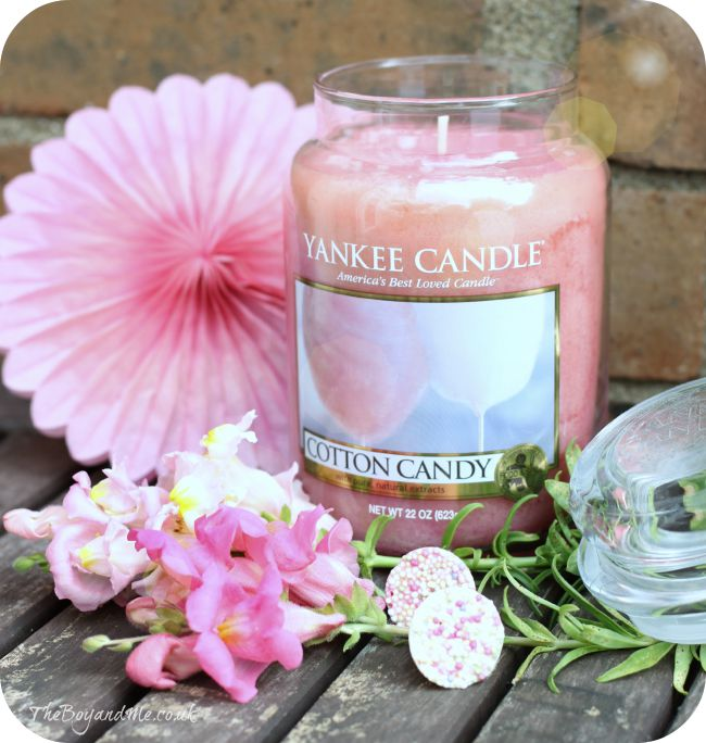 Special Appearances from Yankee Candle | TheBoyandMe