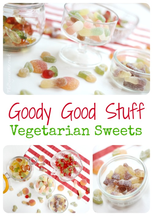 Goody Good Stuff Vegetarian Sweets