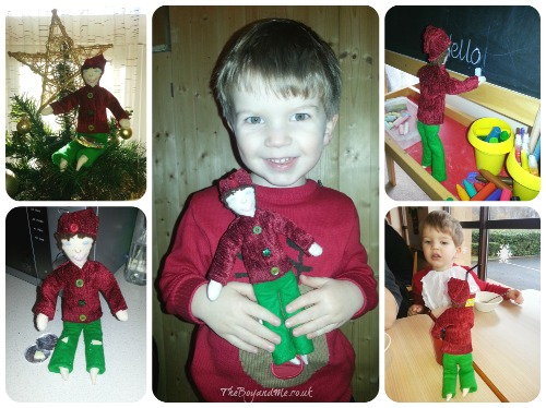 Edward The Elf