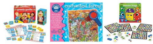 Orchard Toys competition