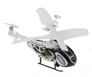 remote-contolled helicopter