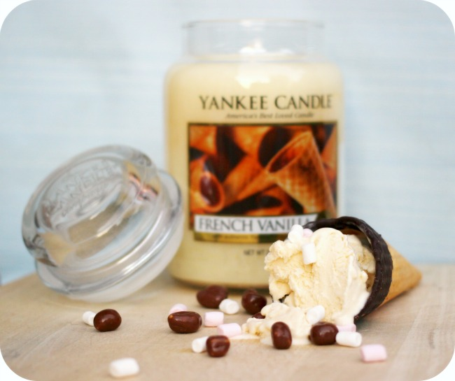 Yankee Candle - French Vanilla