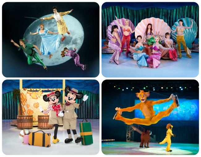 Disney on Ice Silver Anniversary Celebration