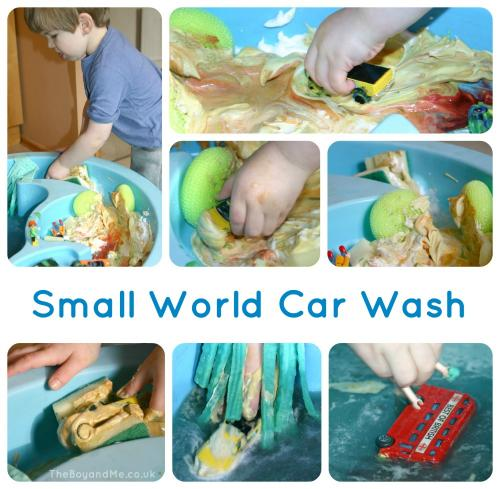 Small World car wash
