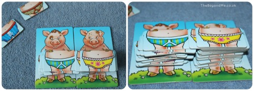 Orchard Toys: Pigs In Pants