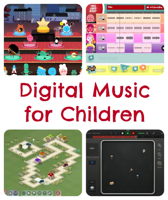 Digital Music for Children