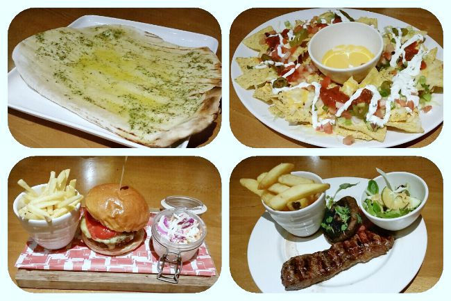 Family meals at the beefeater review theboyandme - Different types of entrees ...
