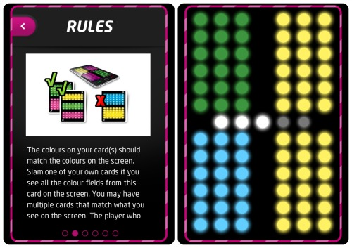 appCards Colour Slam