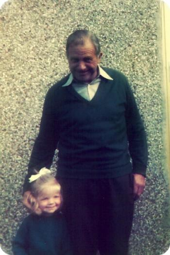 1979 - me and bampi