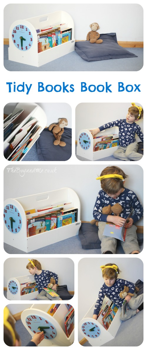 Tidy Books Book Box