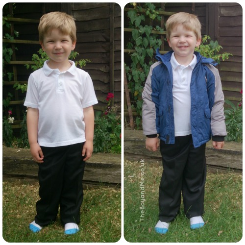 Aldi school uniform