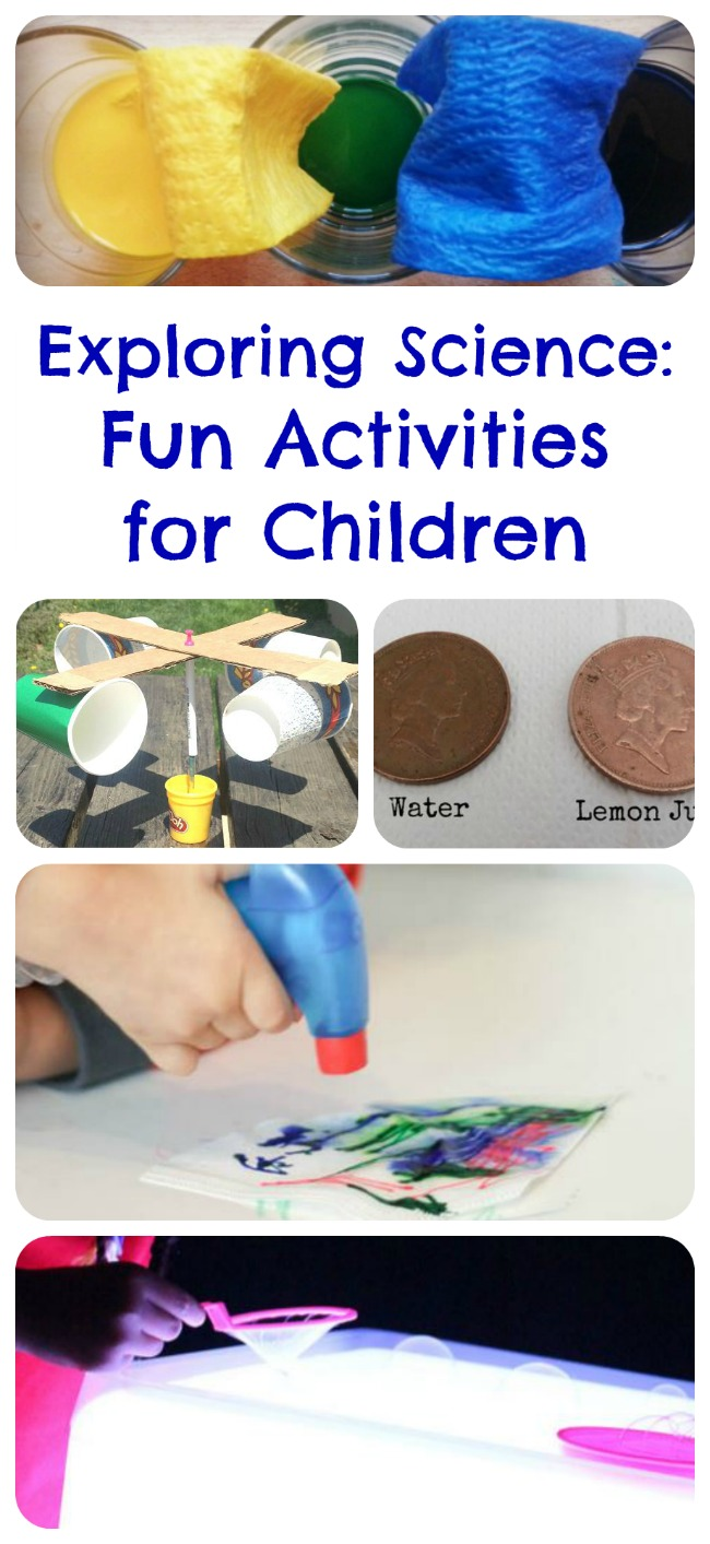 Exploring Science Fun Activities for Children