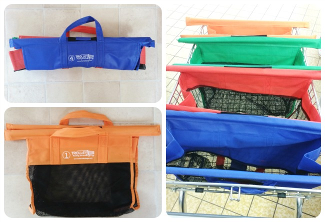 Trolley Bags - shopping