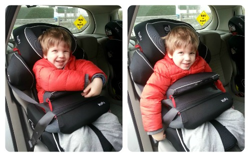 kiddy carseats