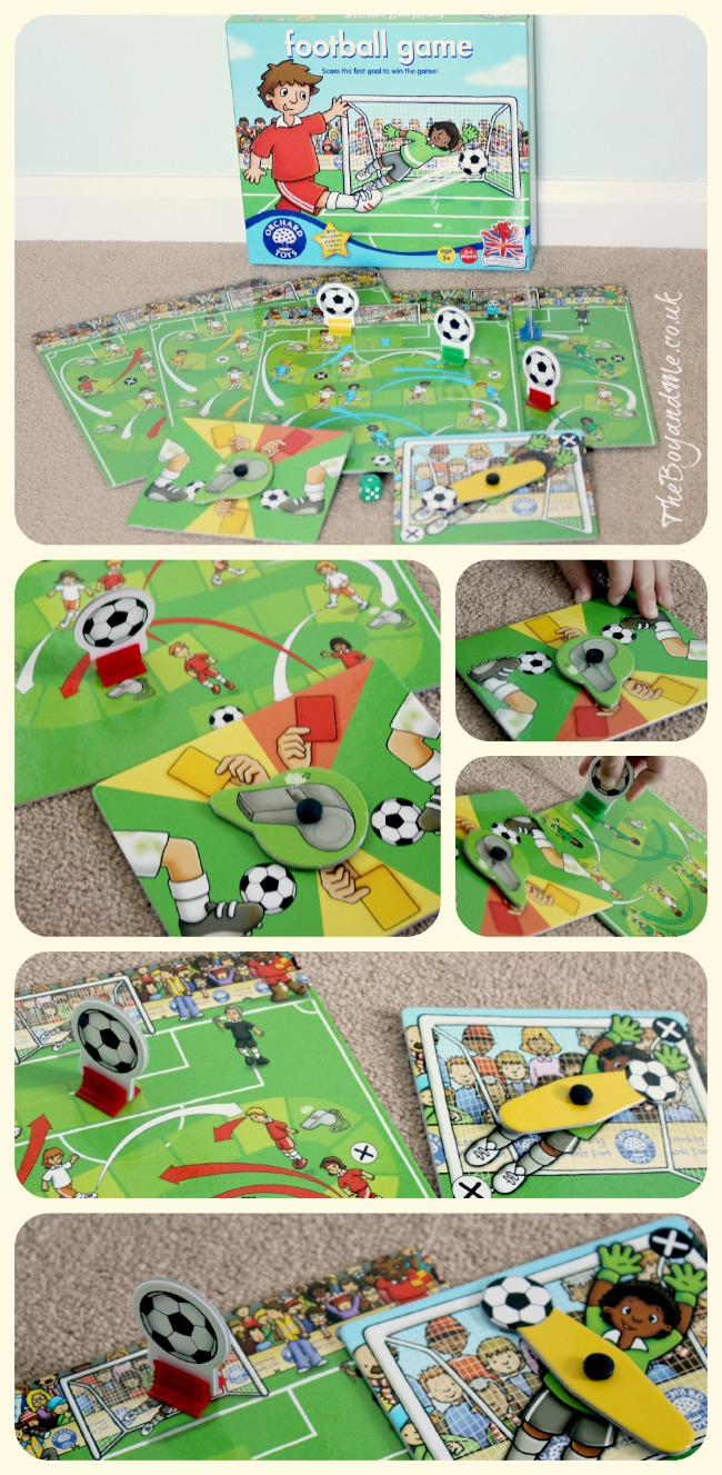 Football Game - Orchard Toys