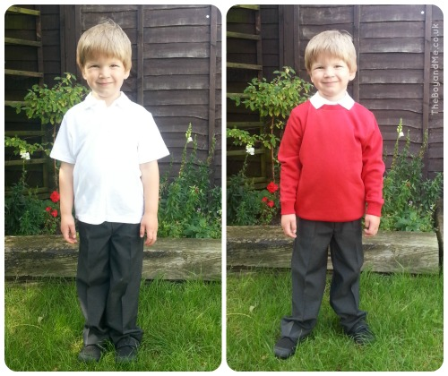 Sainsbury's school uniform