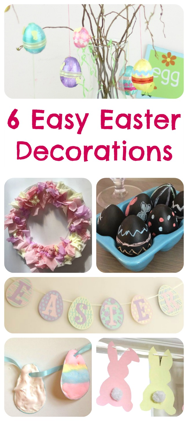 6 Easy Easter Decorations