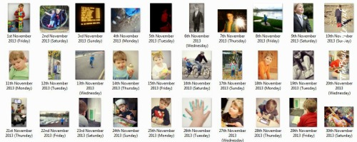 Tips For Completing a 365 Photo A Day Project