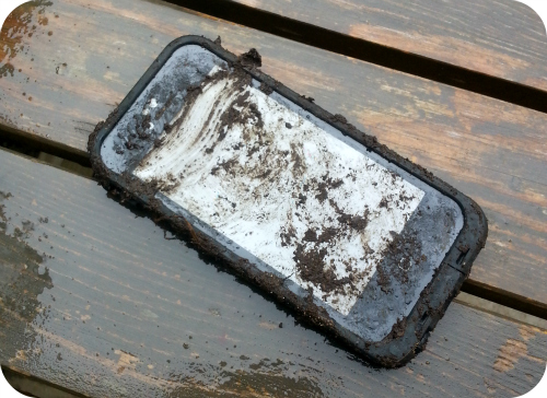 LifeProof iPhone 5 cover