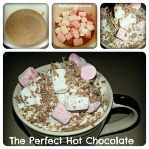 The Perfect Hot Chocolate | TheBoyandMe