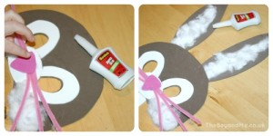 How To Make An Easter Bunny Mask Theboyandme