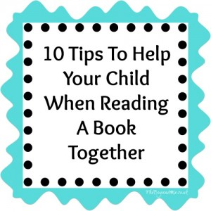 how to help your child advance in reading