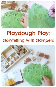 Storytelling with Stampers