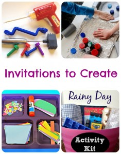 Invitations to Create