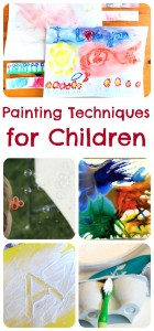 Painting Techniques for Children
